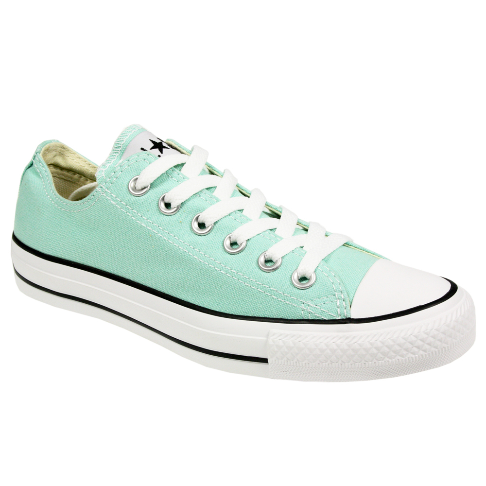 converse all star chuck taylor 136565 light green shoes. Black Bedroom Furniture Sets. Home Design Ideas