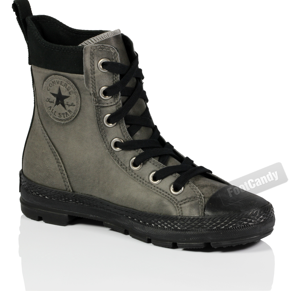 CONVERSE ALL STAR CHUCK TAYLOR WINTER OUTDOOR HI ANKLE LACE UP BOOTS SHOES SIZE