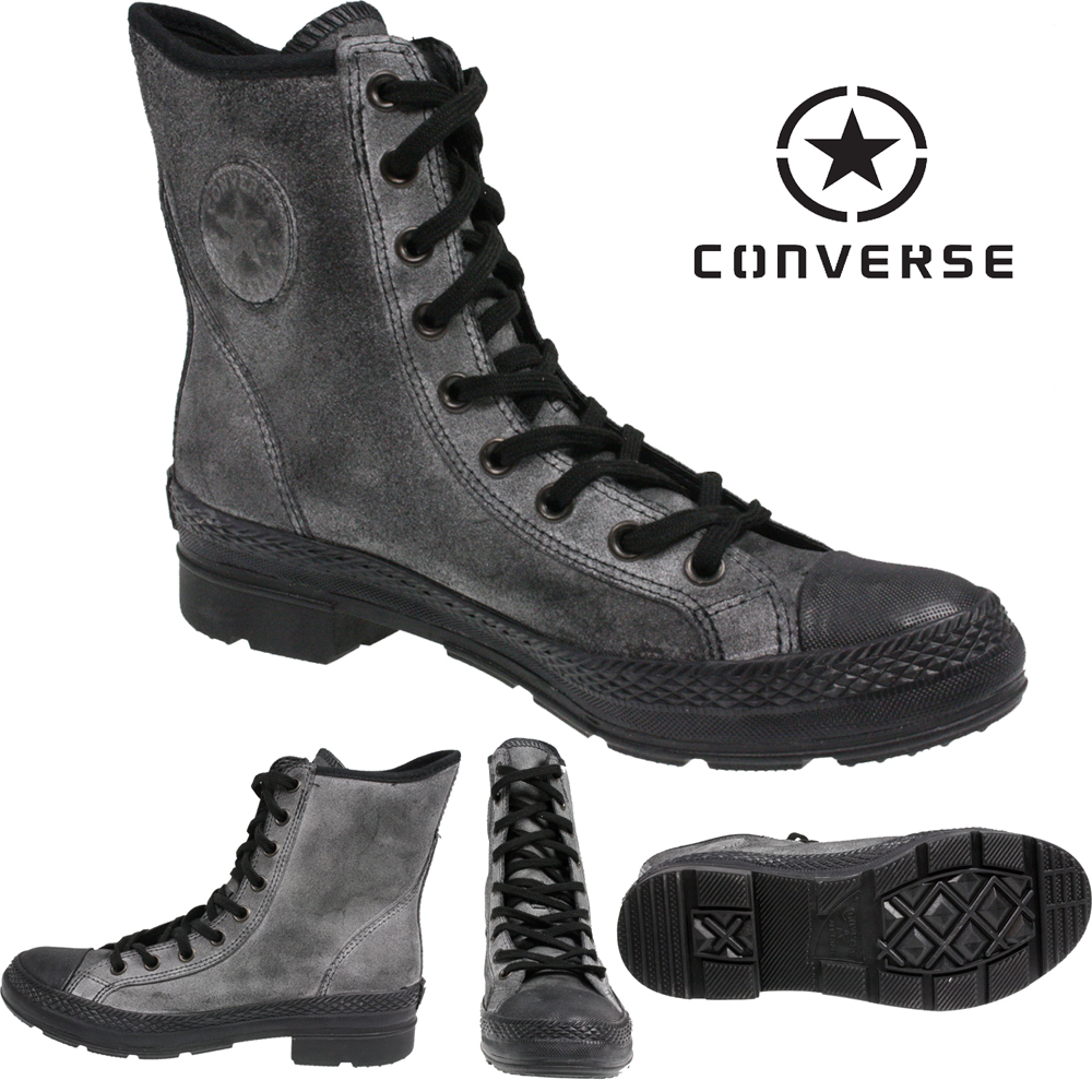 CONVERSE ALL STAR CHUCK TAYLOR WINTER OUTDOOR HI ANKLE LACE UP BOOTS SHOES SIZE | EBay