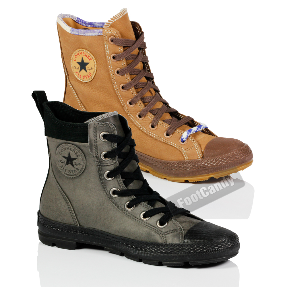 f579504329d Converse All Star Chuck Taylor Hiver Outdoor Hi Cheville Lacets ...