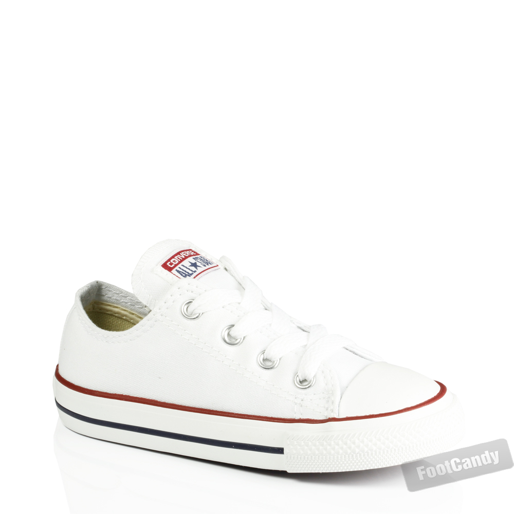 zapatillas casual de bebé chuck taylor all star converse