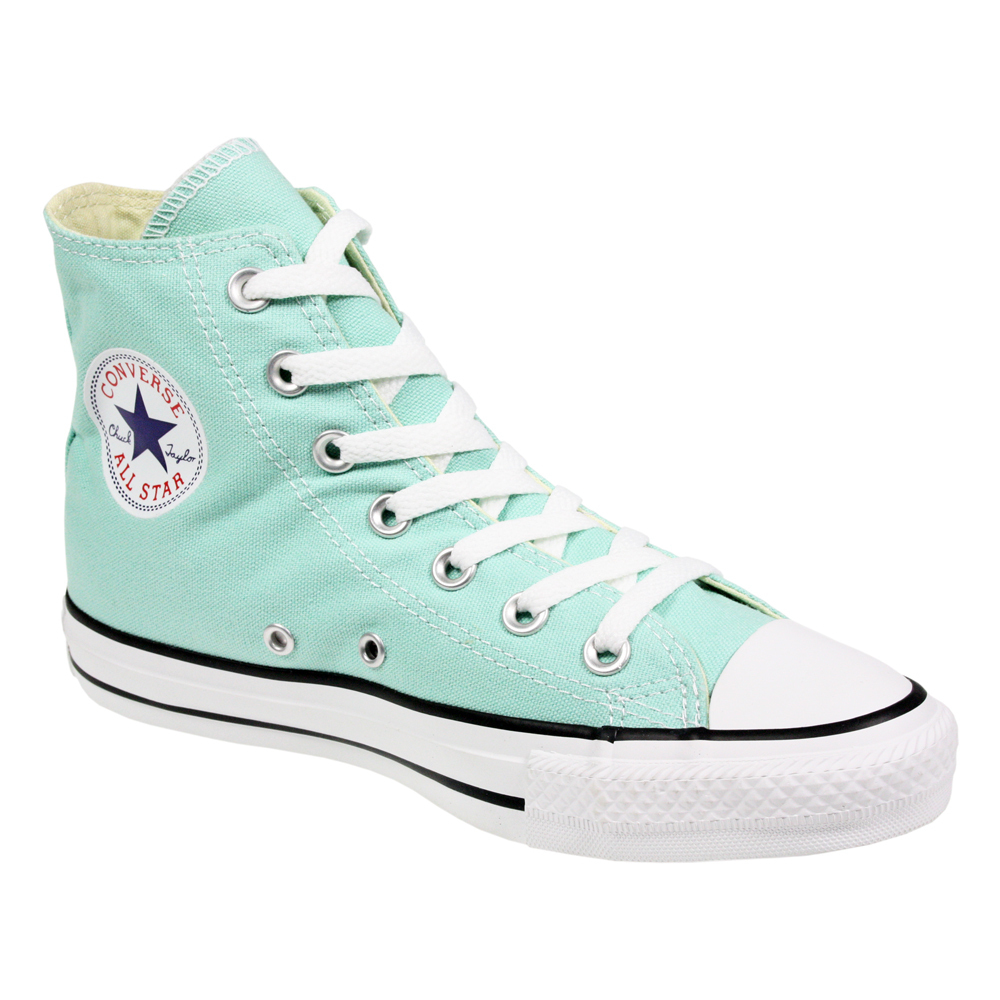 converse all star chuck taylor 136561 canvas light green. Black Bedroom Furniture Sets. Home Design Ideas