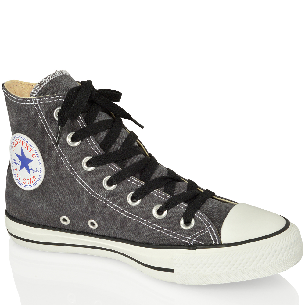 CONVERSE ALL STAR CHUCK TAYLOR MENS WOMENS BRIGHT CANVAS HI TOP BOOTS SHOES SIZE | EBay