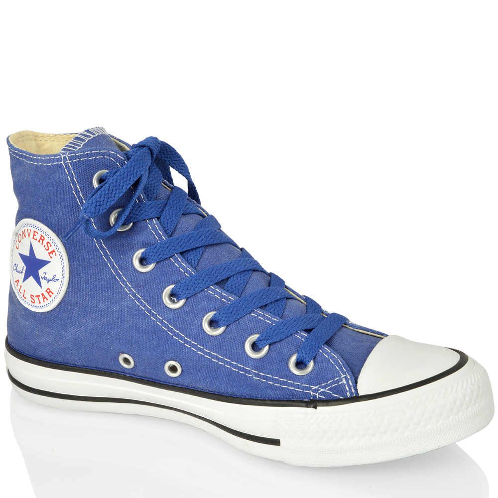 fb3bfb4f666c0b CONVERSE ALL STAR CHUCK TAYLOR MENS WOMENS BRIGHT CANVAS HI TOP ...