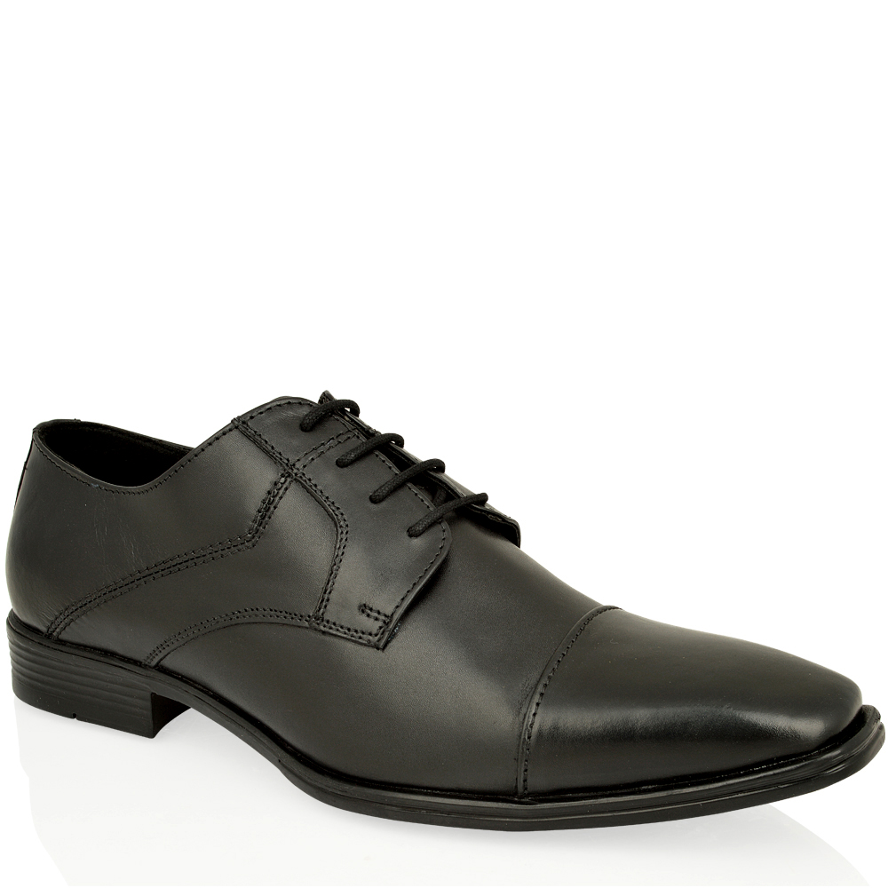 MENS-REAL-LEATHER-FORMAL-OFFICE-WORK-PARTY-LACE-SMART-OXFORD-BROGUE-SHOES-SIZE