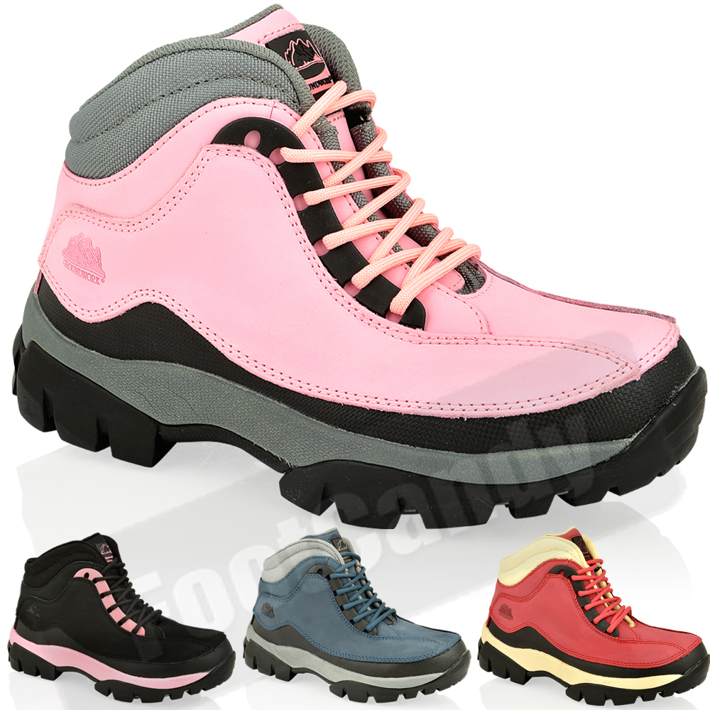 womens steel toe safety work outdoor lightweight
