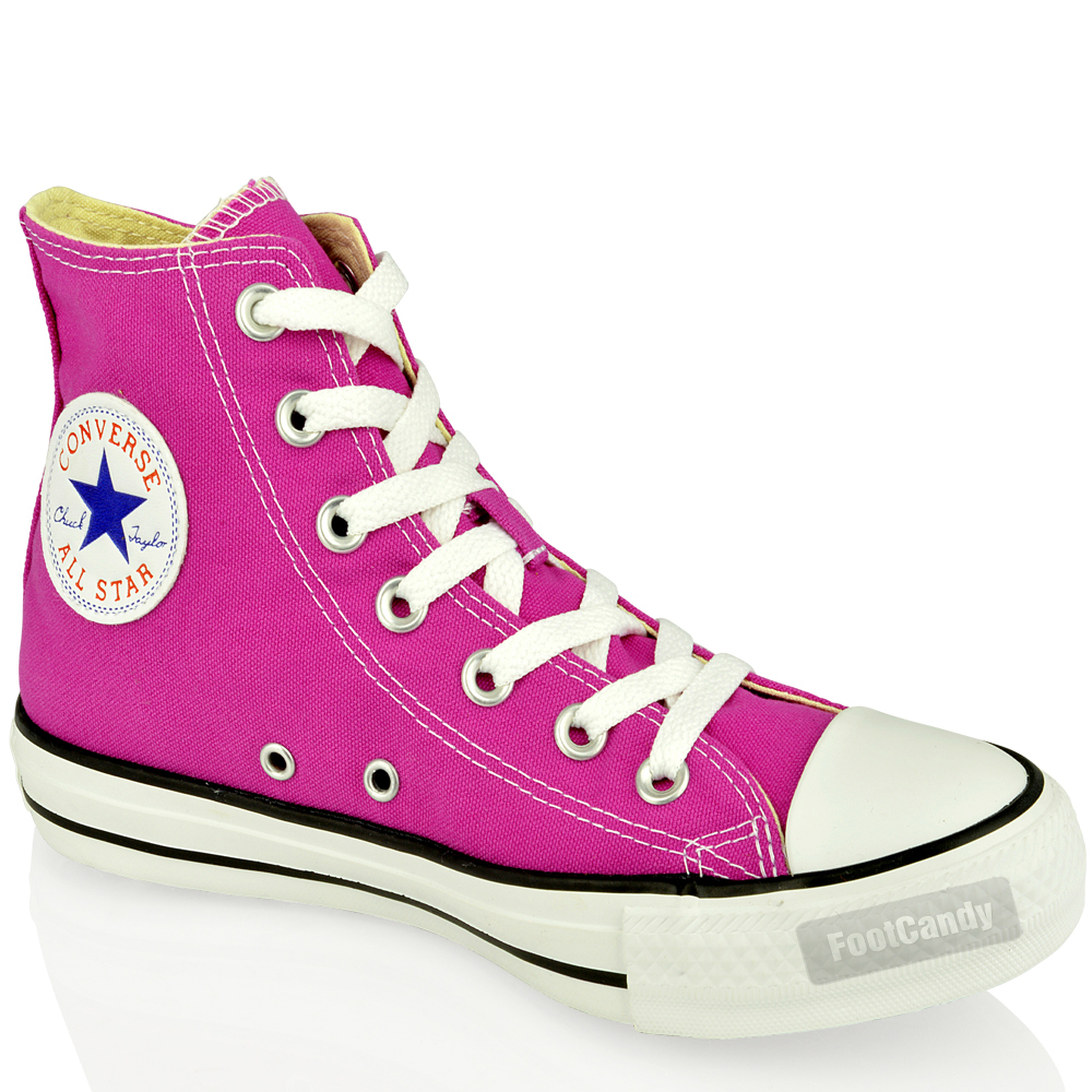 Converse-All-Star-Chuck-Taylor-139783-Purple-Hi-Canvas-Skate-Sneakers-Shoes-Size