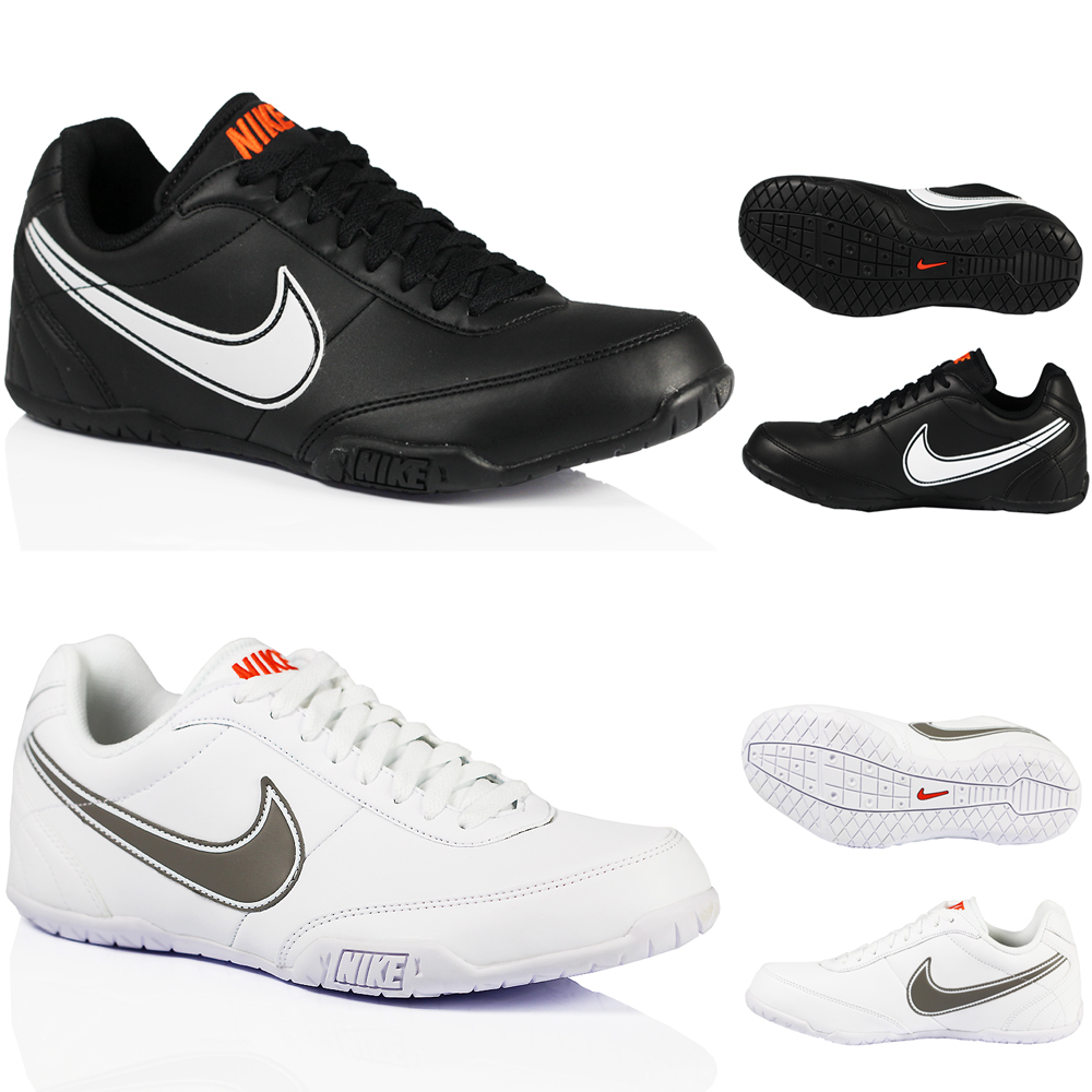 mens boys nike t77 lite casual low top lace sport leather