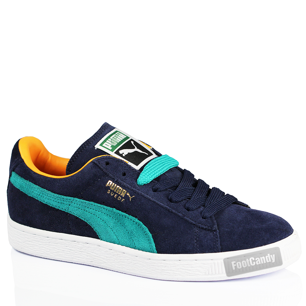 Puma Suede Classic Leather