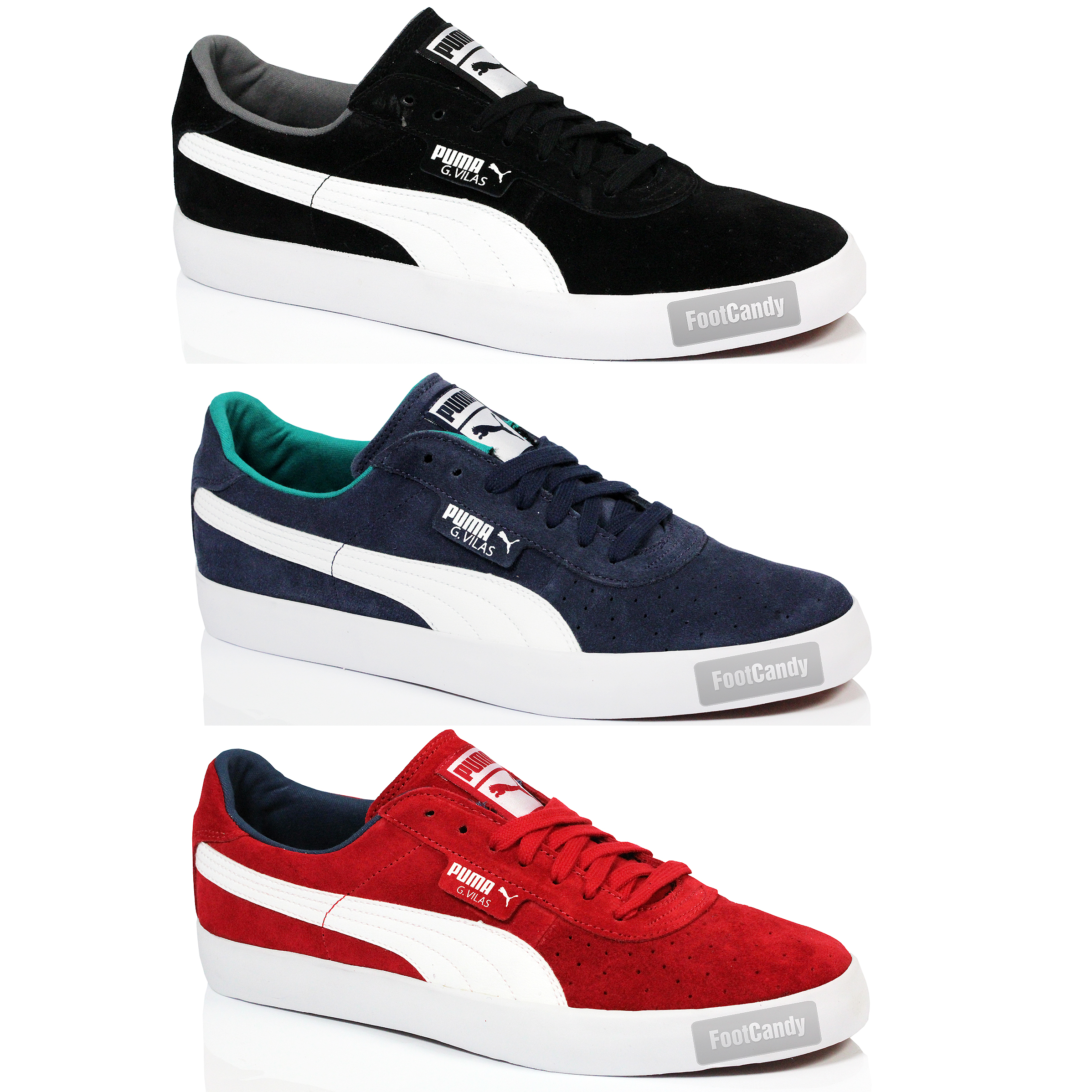 MENS-BOYS-G-VILAS-VULCANISED-LO-SUEDE-LEATHER-LACE-SPORTS-TRAINERS-SHOES-SIZE