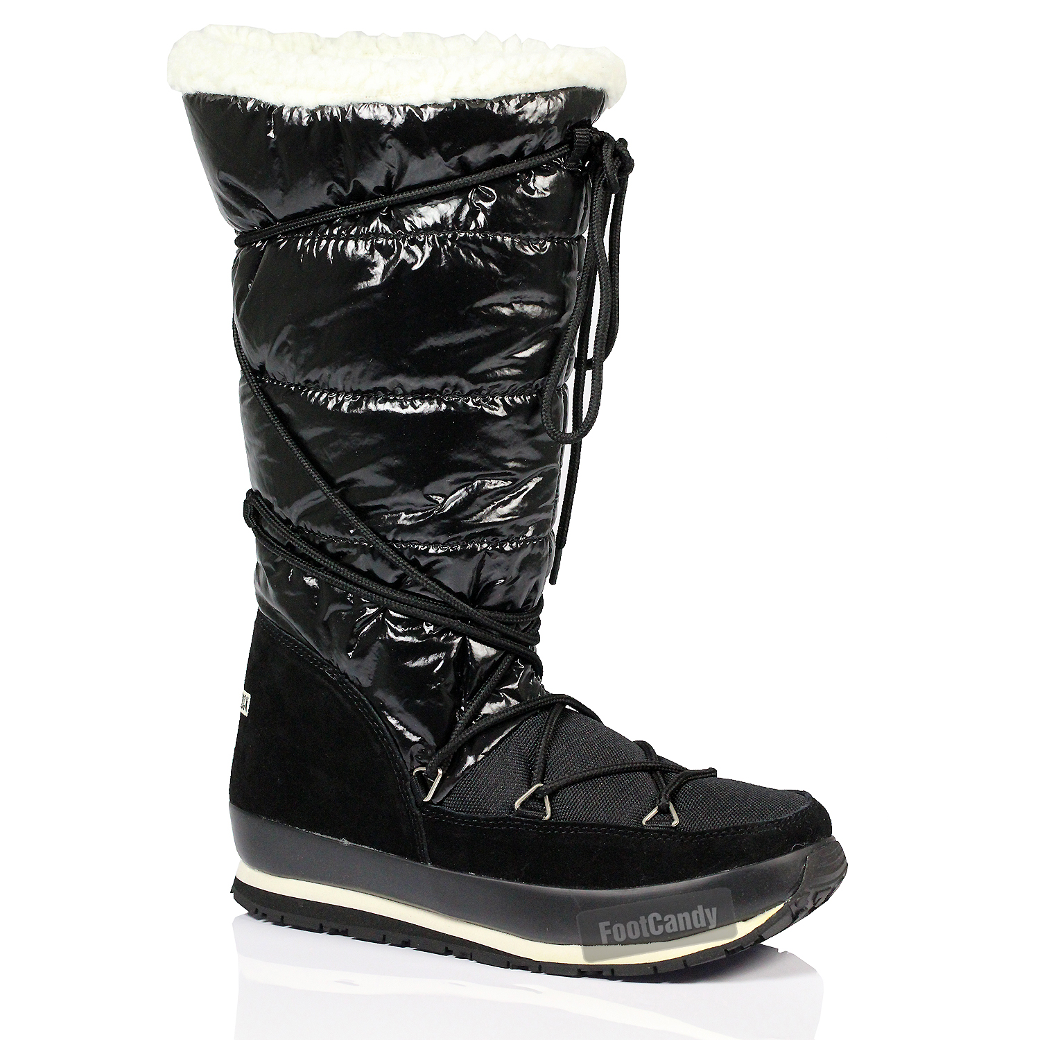 Amazing Harmanli Black Duck Boot  Women  Zulily