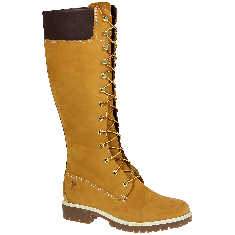 womens timberland 23345 14 inch premium nubuck leather