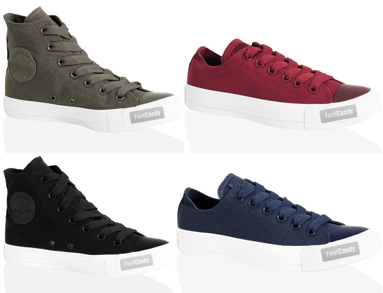 CONVERSE-ALL-STAR-CHUCK-TAYLOR-PLUS-HI-LO-TOP-OXFORD-CANVAS-TRAINERS-SHOES-SIZE