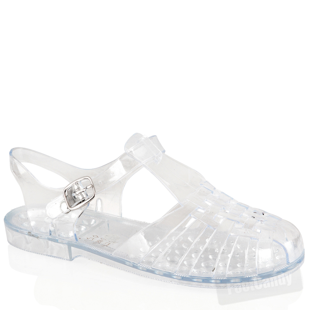 Clear Jelly Shoes Uk