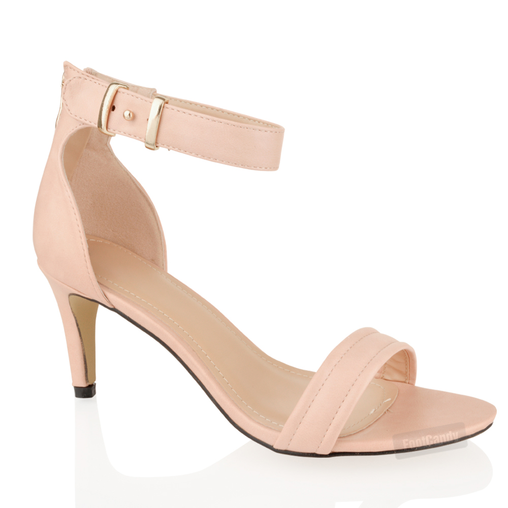 Cool Florence Tan Criss Cross Strappy Heels  Paolo Shoes