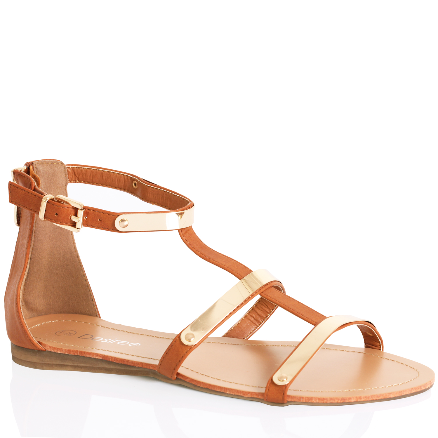 WOMENS-LADIES-FLAT-GLADIATOR-DIAMONTE-TOE-POST-SUMMER-BEACH-HOLIDAY-SANDALS-SIZE