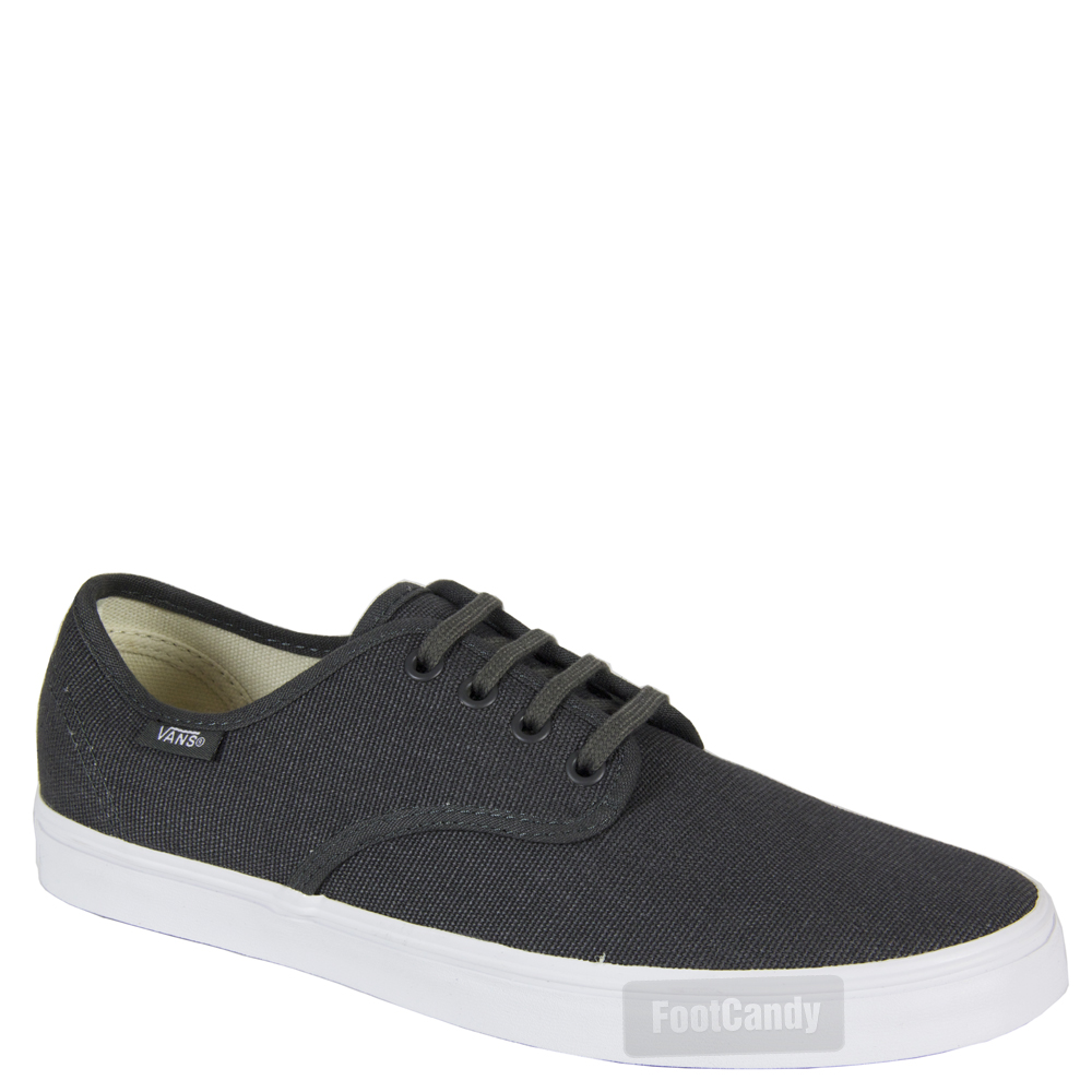Vans-Casual-Lace-Up-Low-Top-Vulcanised-Canvas-Sneaker-Skate-Trainers-Shoes