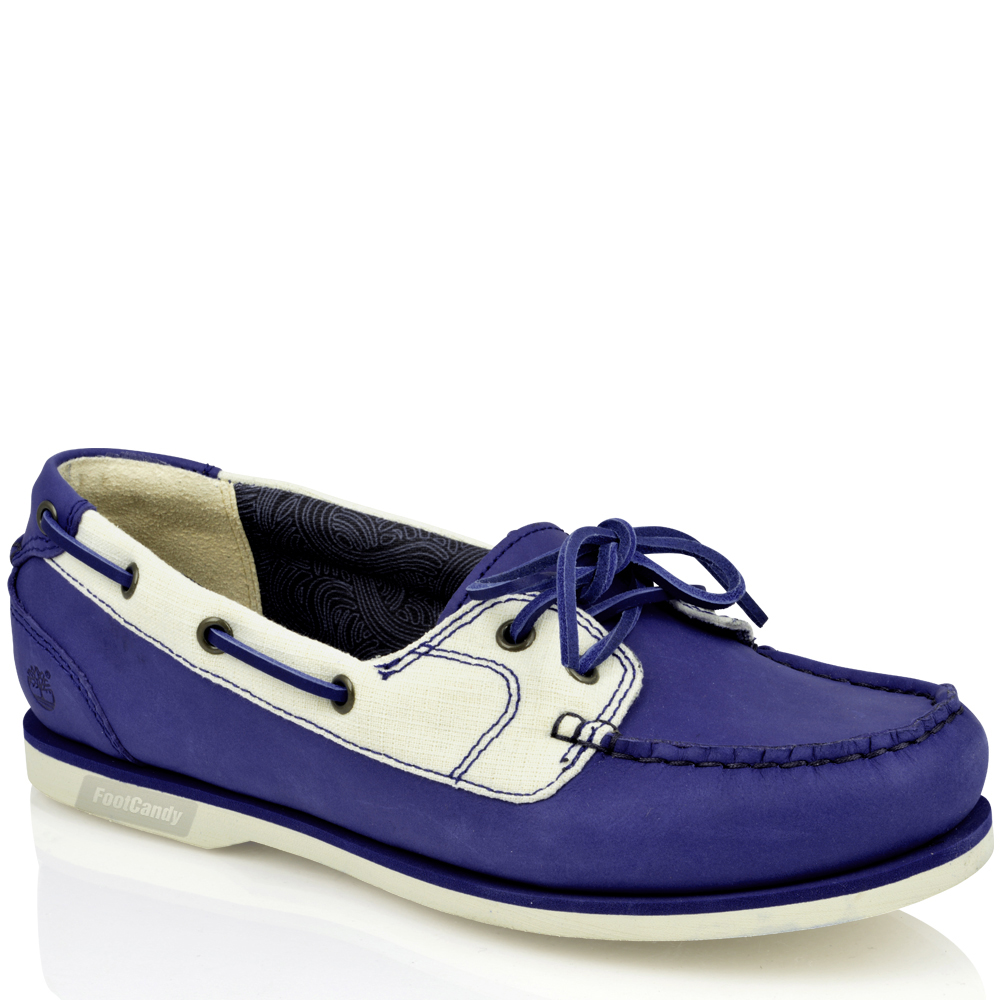 Ladies Timberland Boat Shoes