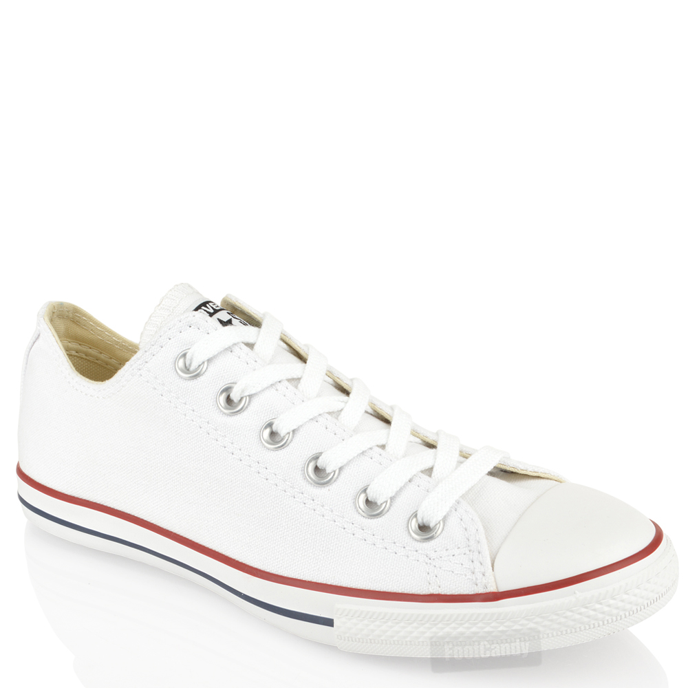 UNISEX-CONVERSE-ALL-STAR-LACE-LO-TOP-CANVAS-SKATE-PLIMSOLES-TRAINERS-SHOES-SIZE