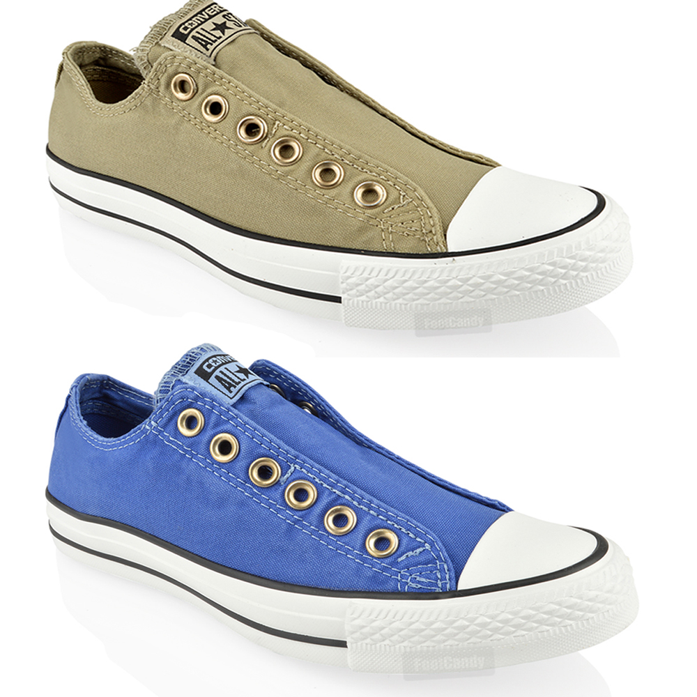 CONVERSE-ALL-STAR-CHUCK-TAYLOR-SLIP-ON-142350-142351F-LO-TOP-TRAINERS-SHOES-SIZE