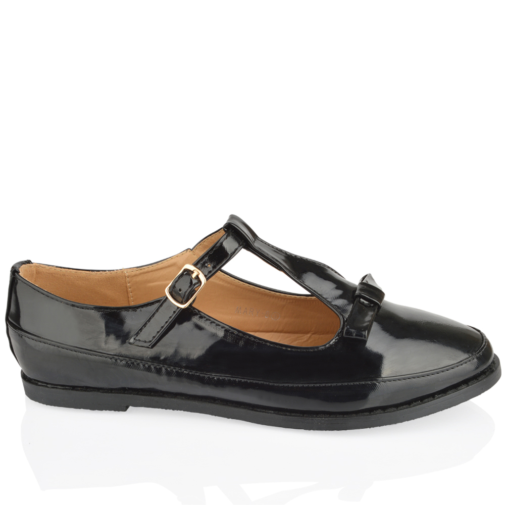 Black Jelly Dolly Shoes