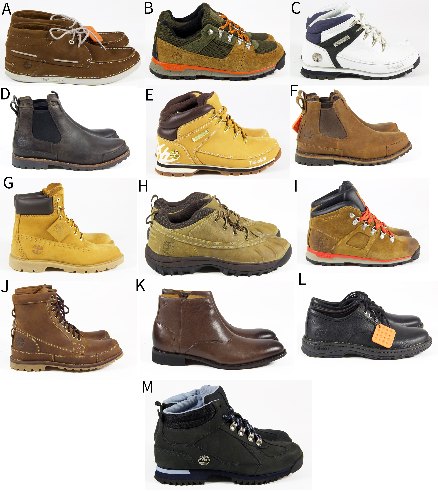 timberland ankle boots for men