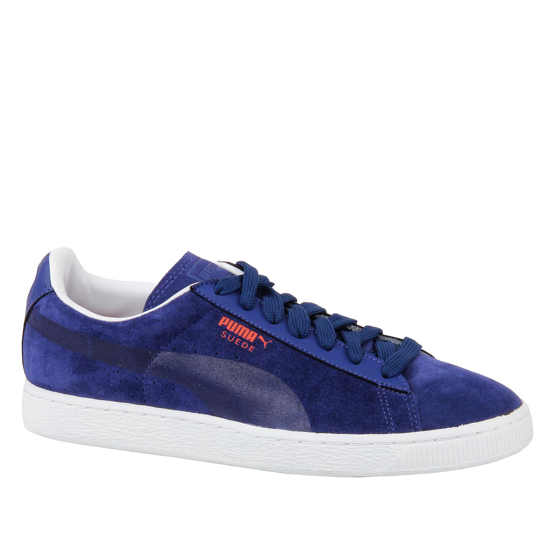 Mens-Puma-Retro-G-Villas-Classic-Suede-Leather-Trainers-Sports-Shoes-Size-VH-JD