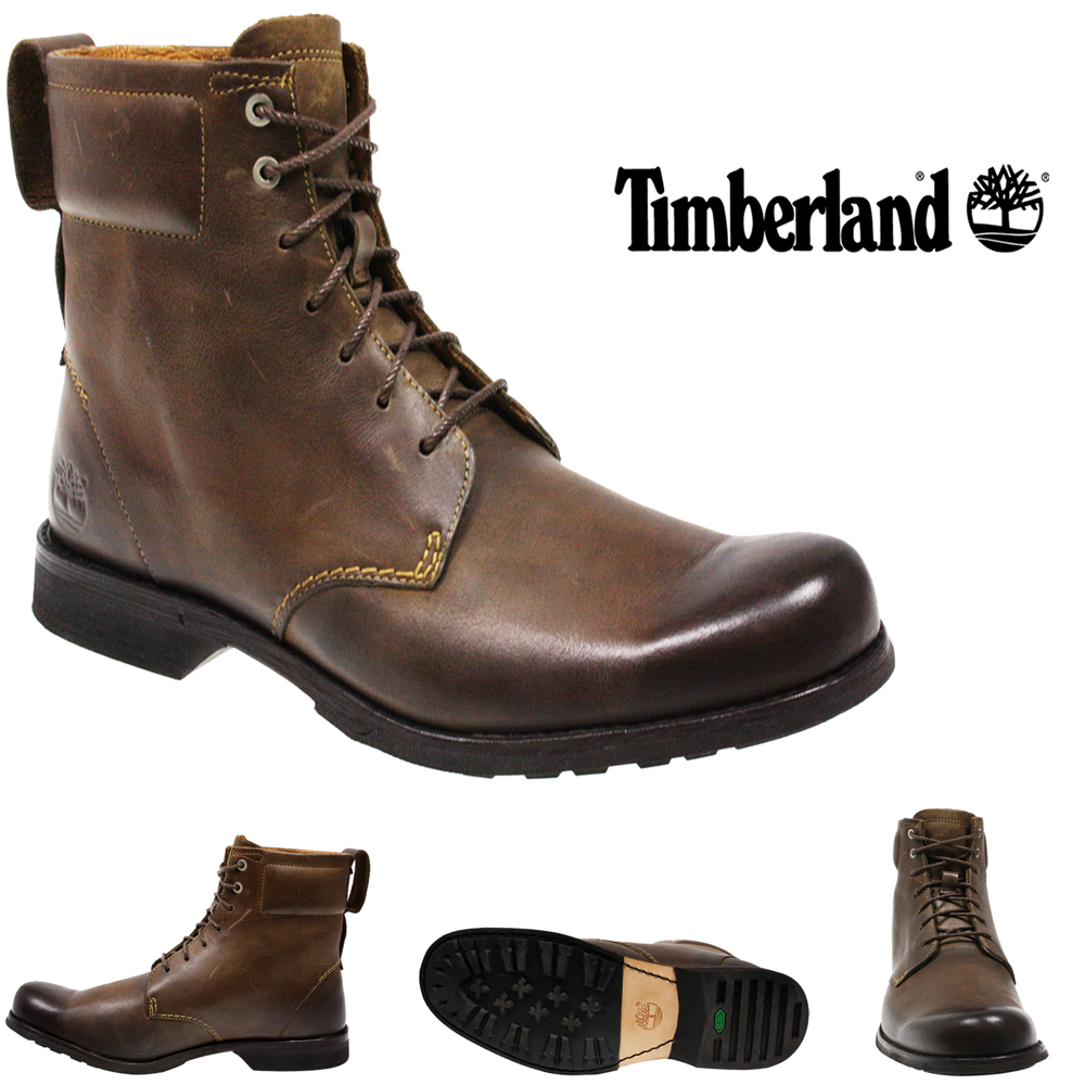 timberland mens 84520 earthkeeper 6 inch city shoes boots
