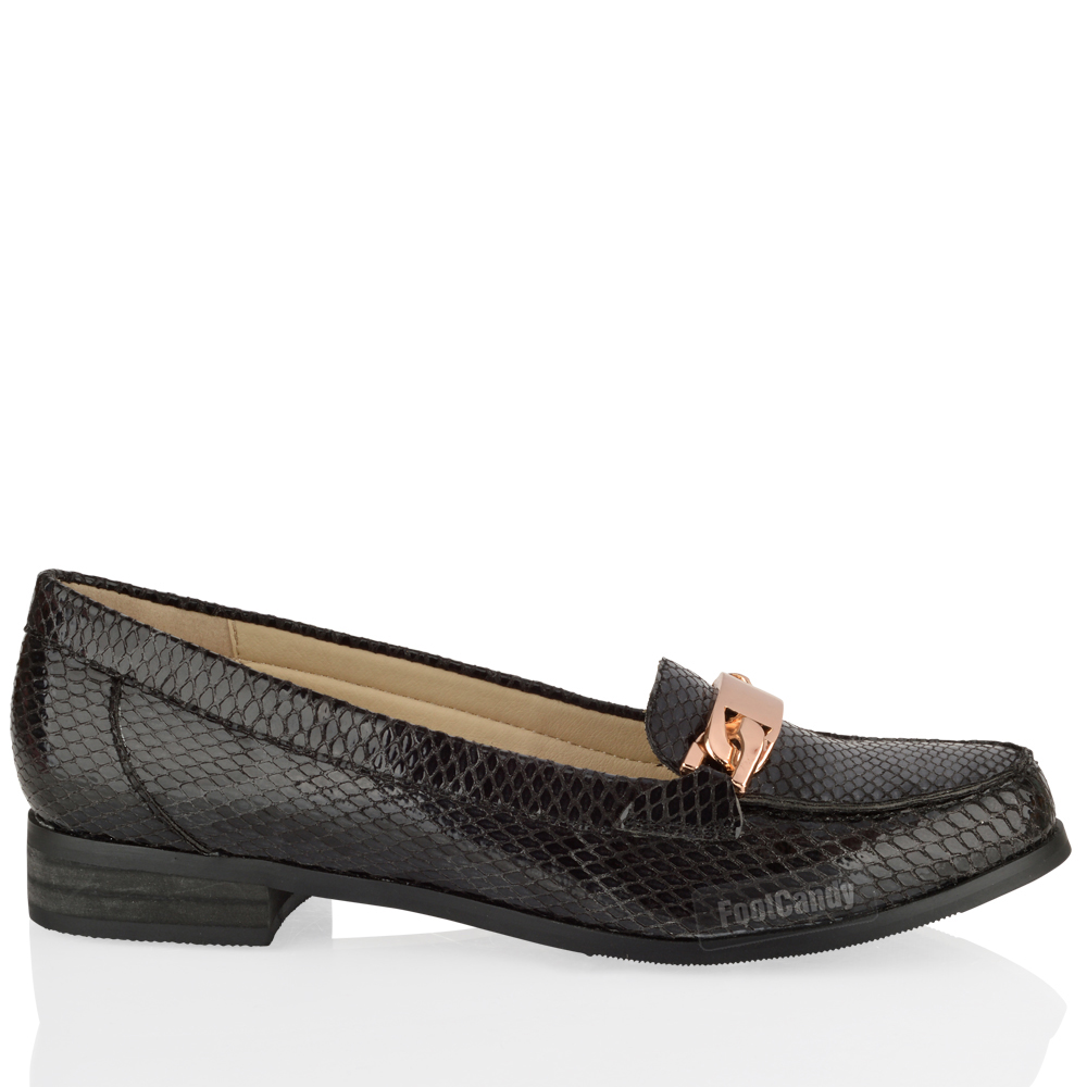 womens flat smart casual formal vinatge loafers