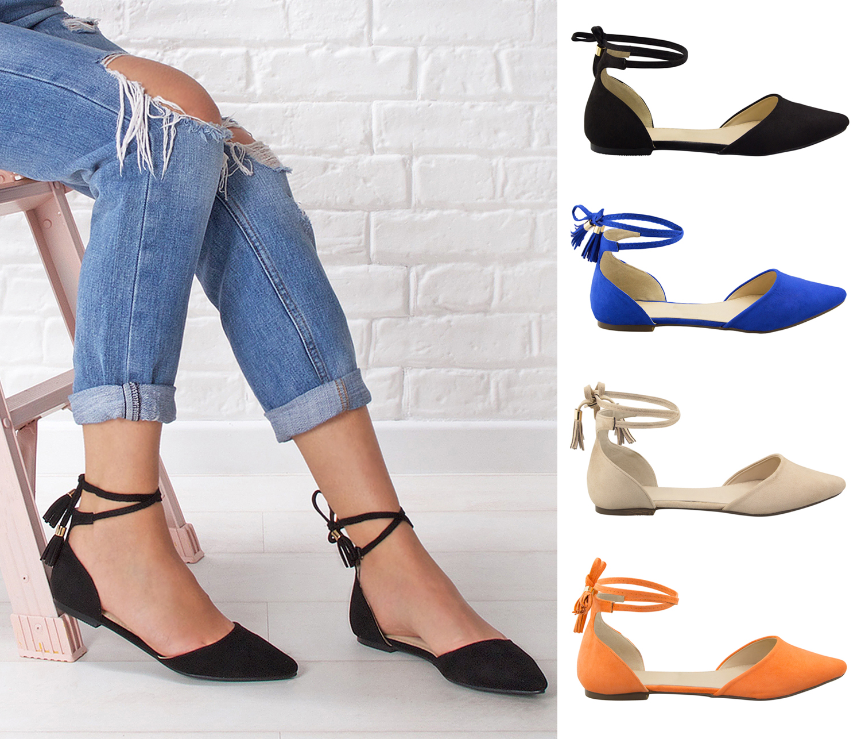 Perfect Heels Work Dress Pumps Court Ankle Women Shoes Sexy Sandalsin Women
