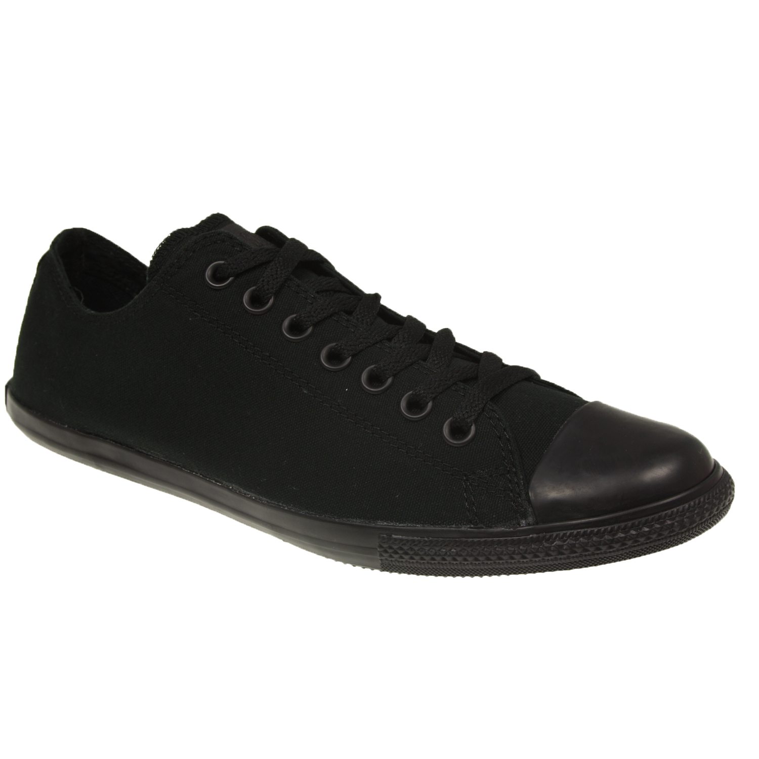 5e12251e300b Image is loading CONVERSE-ALL-STAR-MENS-SLIM-SOLE-116524-BLACK-