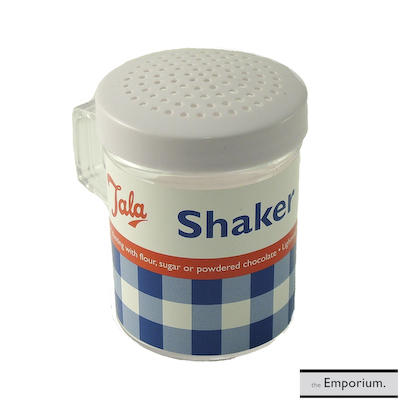 Tala Kitchen Flour Sugar Chocolate Duster Shaker Plastic