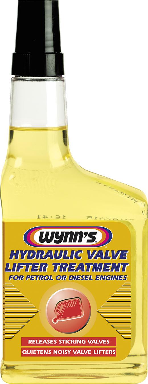 wynns hydraulic valve lifter treatment ml  oil additive ebay