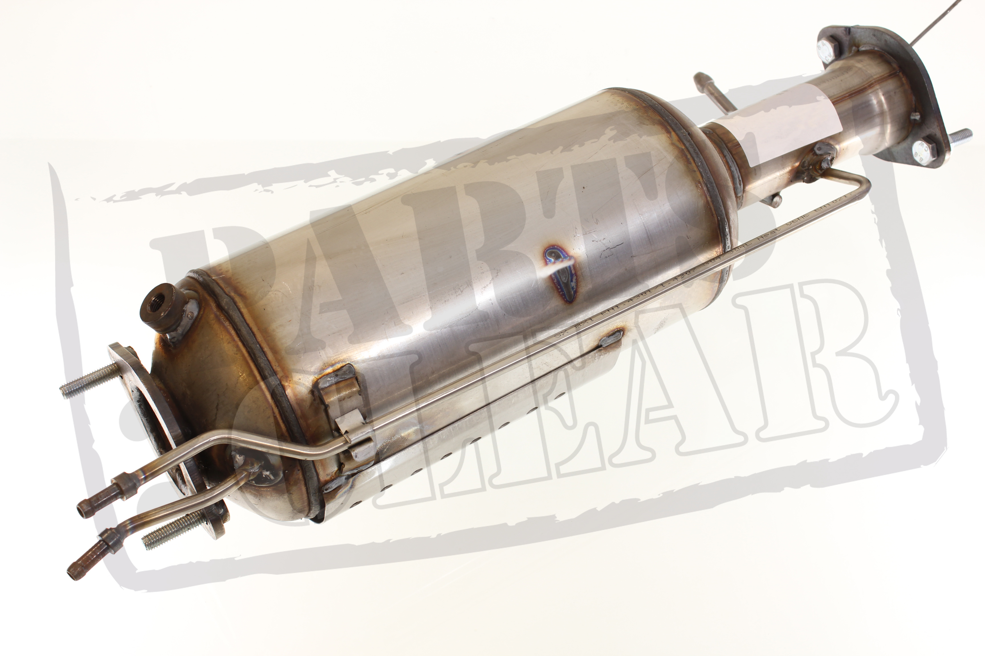 Ford Galaxy Dpf Diesel Particulate Filter 2 0 Tdci 2006