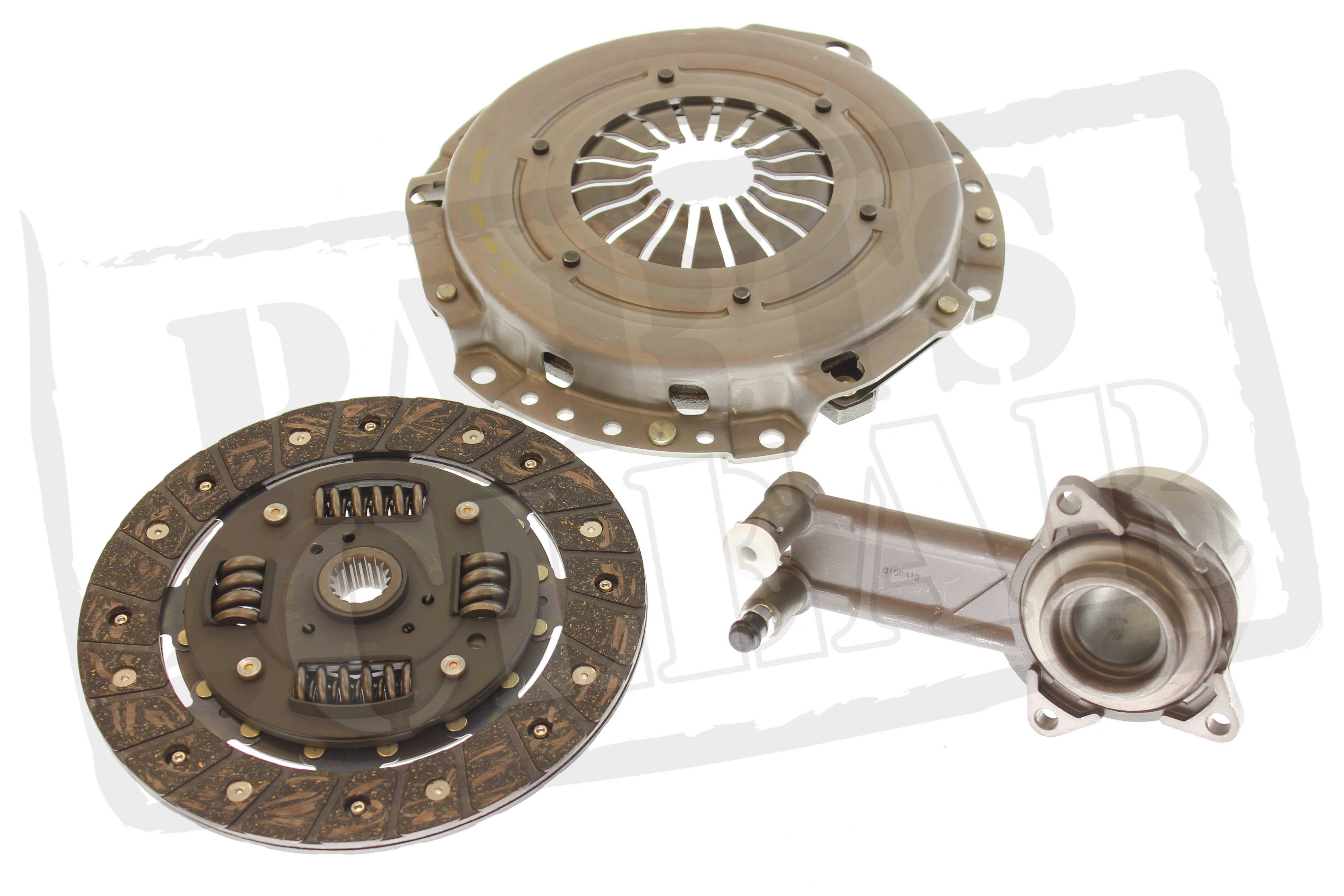 Ford escort hydraulic clutch slave cylinder