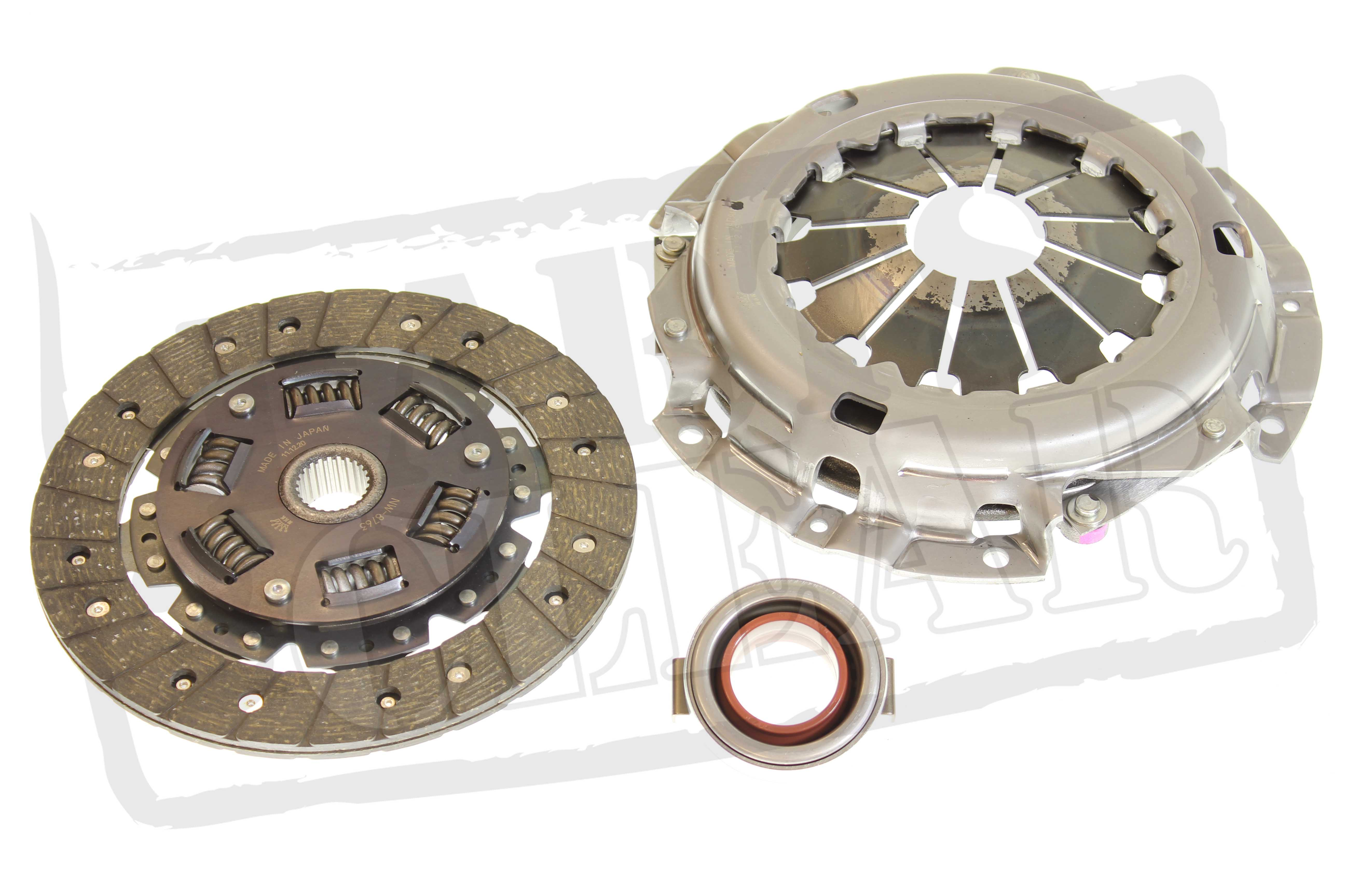 Honda civic type r 2 0 clutch kit replace set 3 part ep3 for Clutch replacement cost honda civic