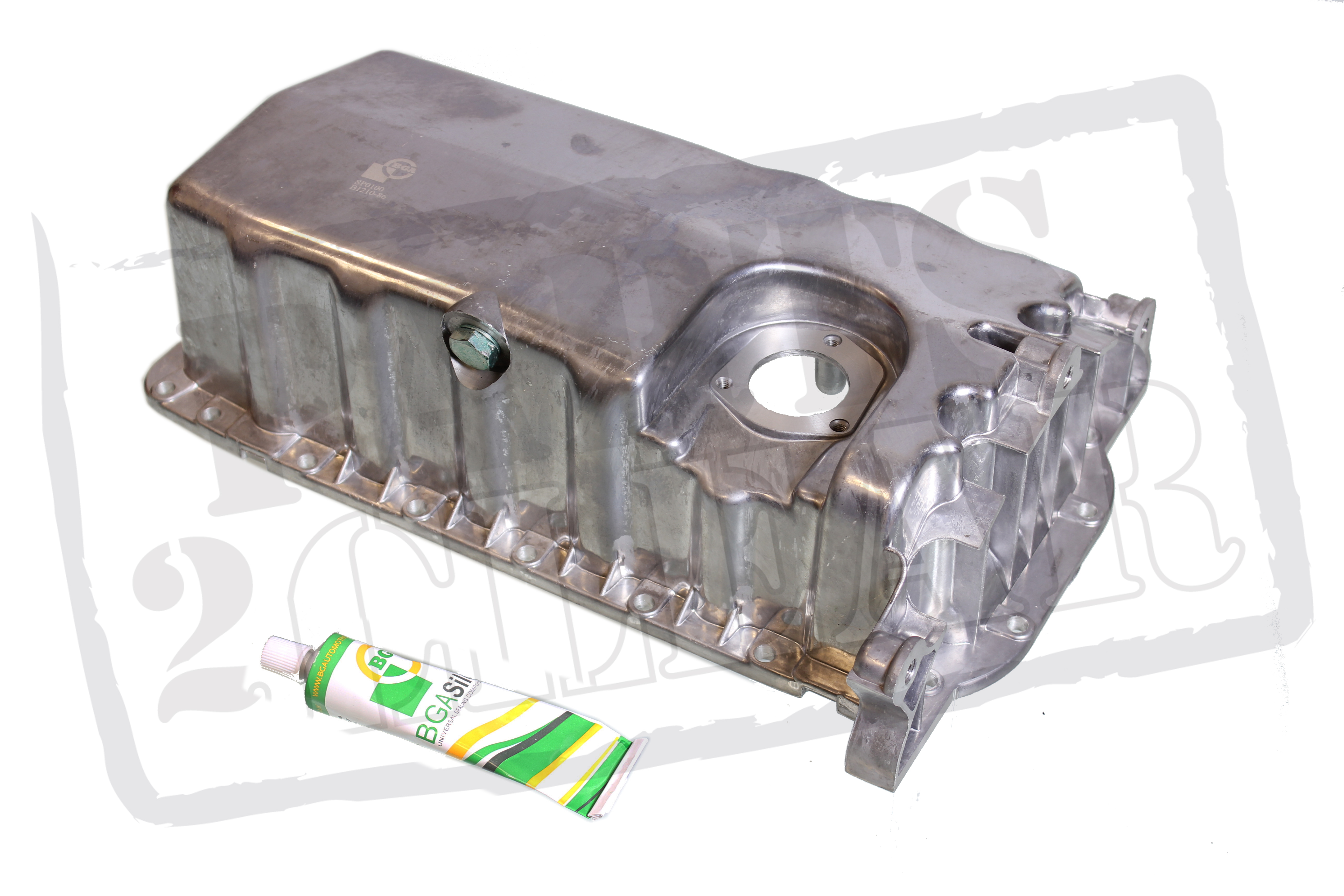 Ford Galaxy 1 9 Tdi Engine Oil Sump Pan With Gasket