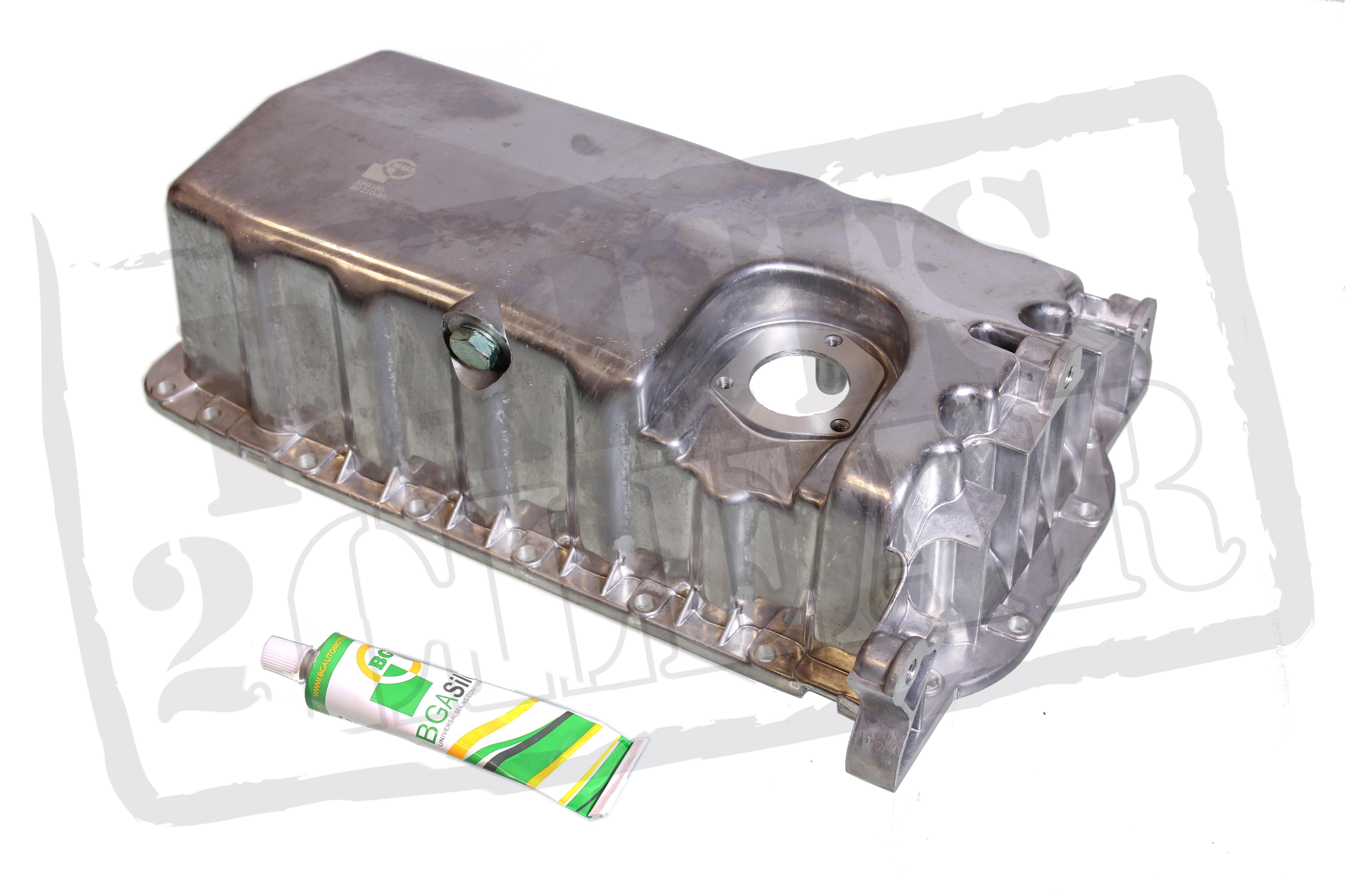 Seat Toledo 1 9 Tdi 110 Bhp Engine Oil Sump Pan With