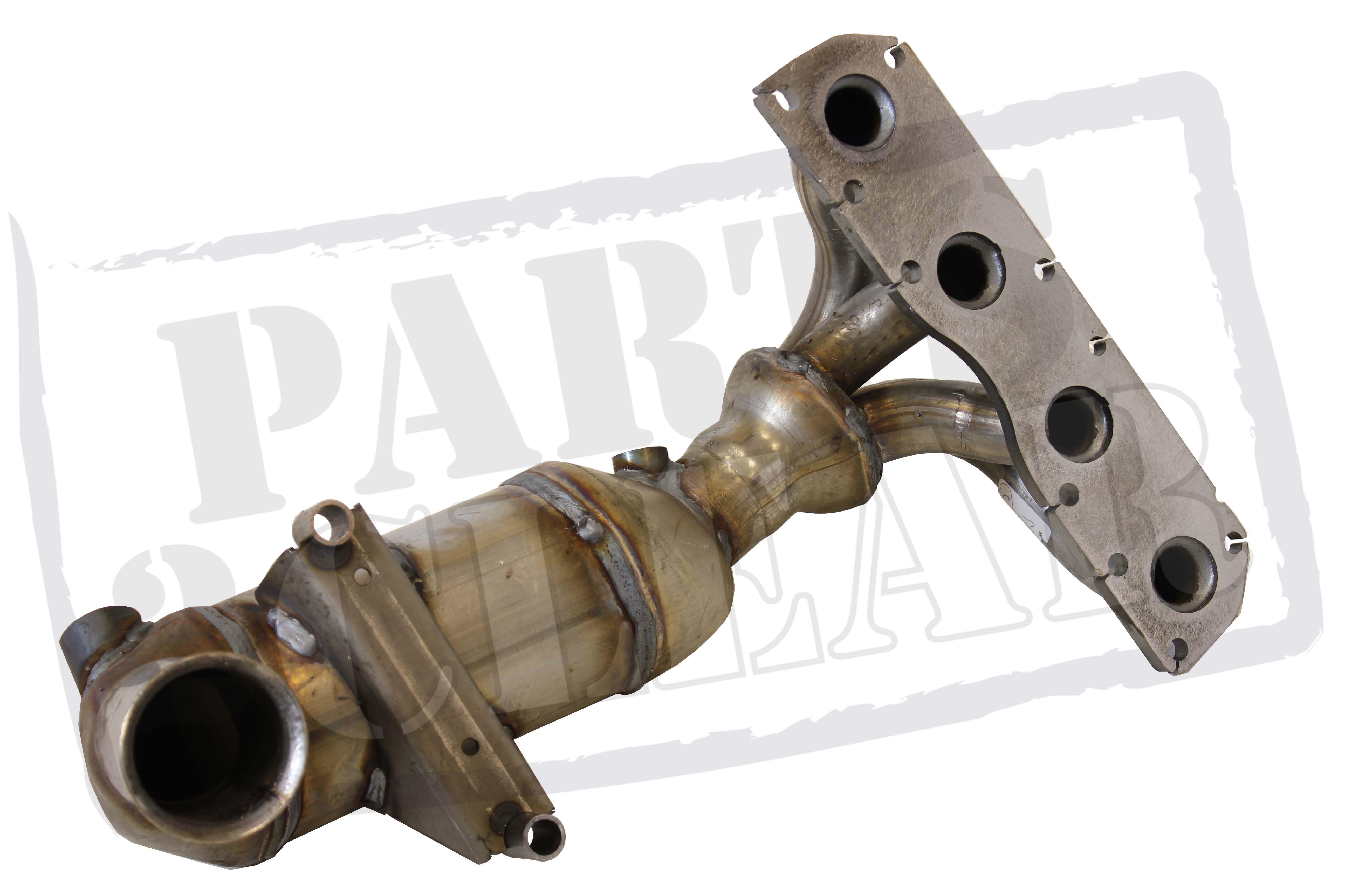 Peugeot 308 1.6 Vti Catalytic Converter Maniverter 5Fw 120 ...