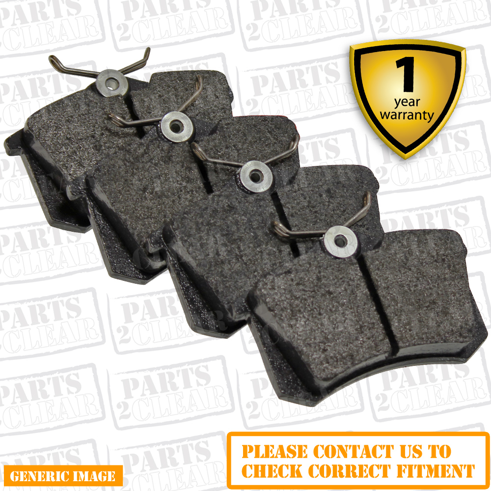 front brake pads citroen xsara picasso 2 0 hdi mpv n68 99. Black Bedroom Furniture Sets. Home Design Ideas