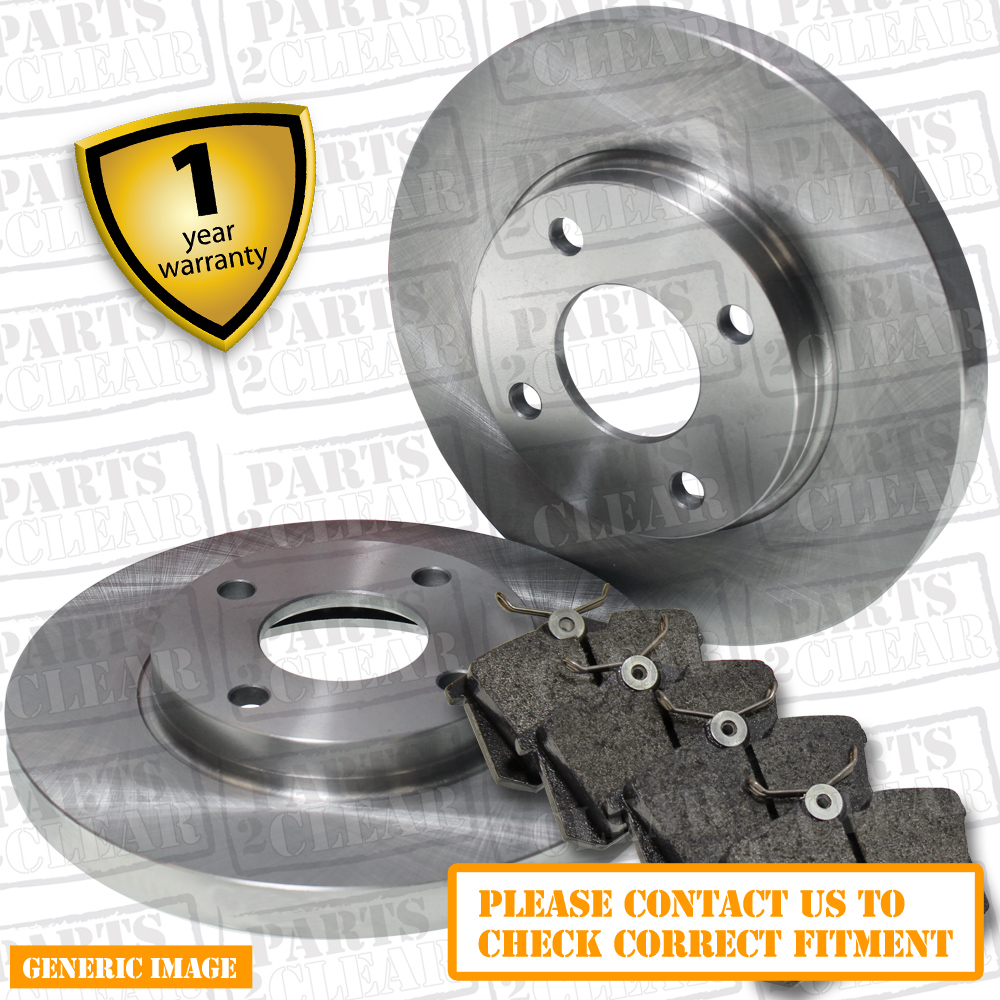 FOR FIAT PUNTO MK2 REAR BRAKE DRUMS BRAKE SHOES FRONT BRAKE SOLID DISC PADS