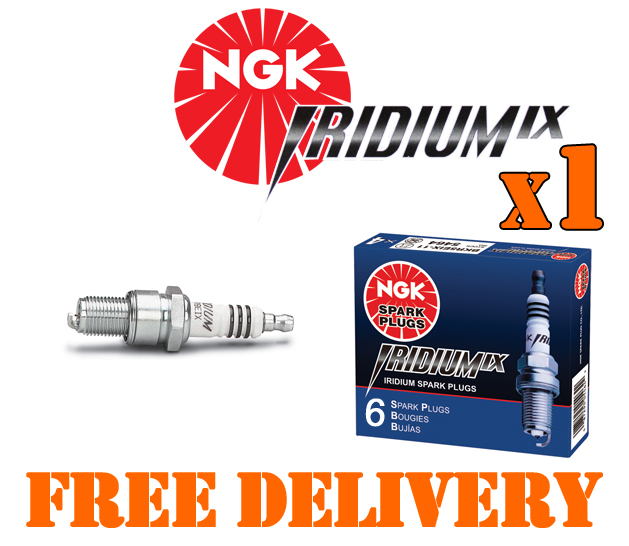 NGK IRIDIUM MOTOR BIKE SPARK PLUGS UPGRADE CR9EIX 3521