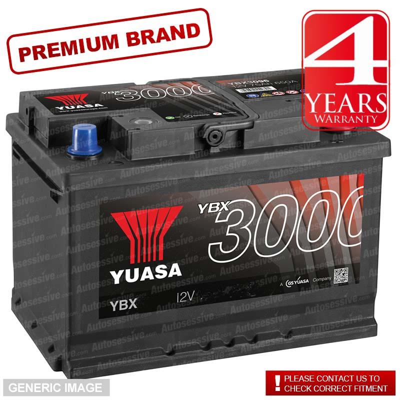 nissan micra k11 1 3 75 yuasa battery cg13de hatchback 01 93 04 98 053 ebay