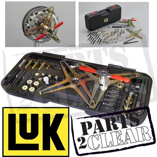 Luk Clutch Installation : Luk clutch kit installation alignment tool audi seat skoda