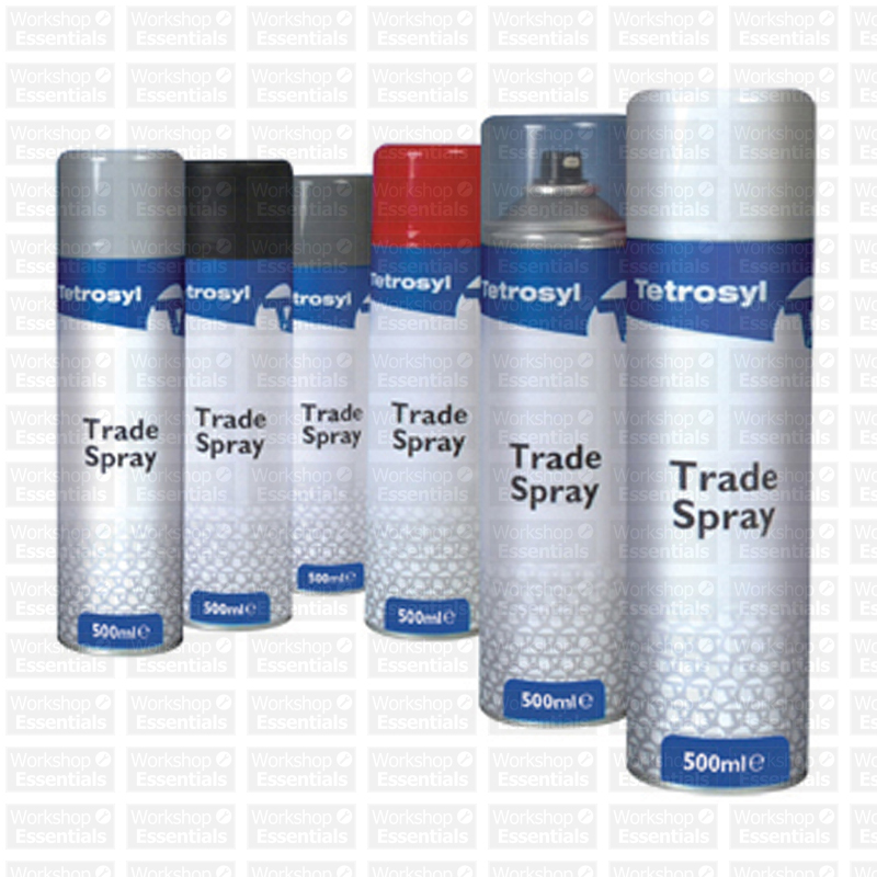 Tetrosyl Professional Trade Spray Paint Clear Lacquer 500ml Ebay