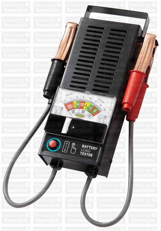 Auto Battery Load Tester : Ring automotive v analogue battery load tester rba