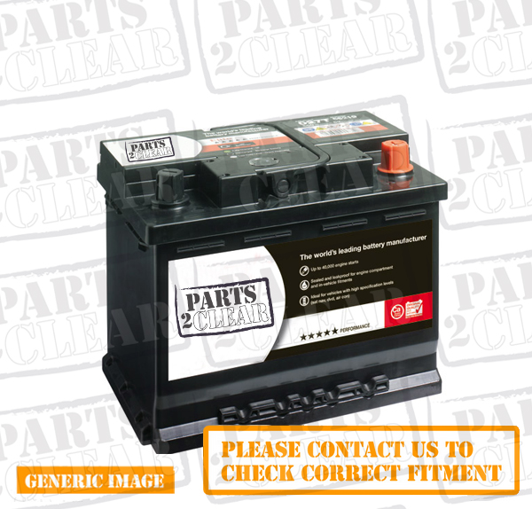 renault megane mk1 2 0 115 car vehicle battery f3r750 f3r751 hatchback 07 96 04 ebay. Black Bedroom Furniture Sets. Home Design Ideas