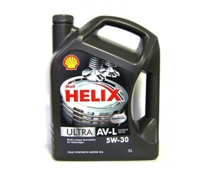 shell helix ultra av l 5w 30 f synthetic engine oil 5l. Black Bedroom Furniture Sets. Home Design Ideas