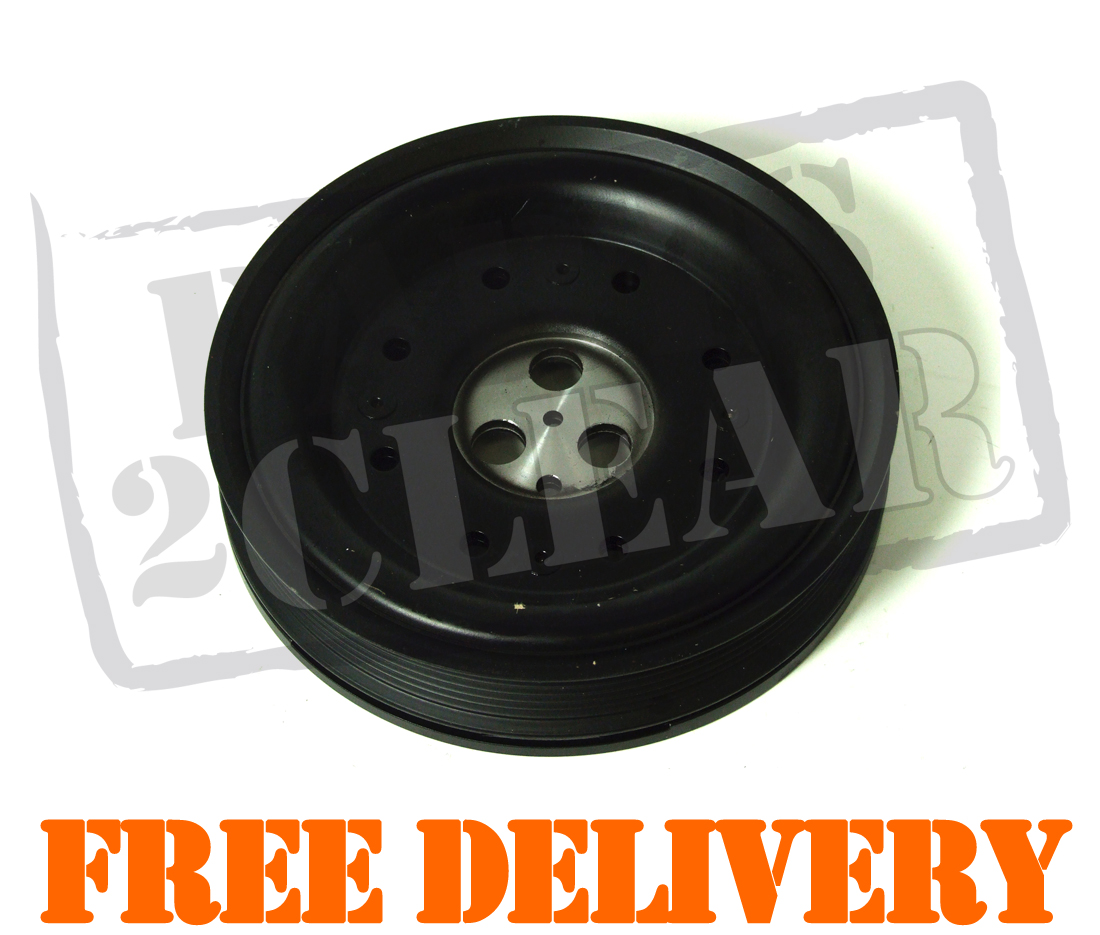 Ford Mondeo Mk3 Crank Shaft Pulley Replacement 2.0 2.2