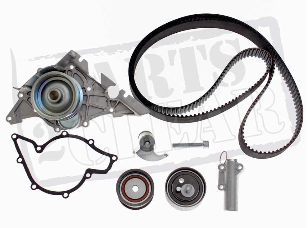 Audi Timing Belt : Audi a t timing cam belt kit water pump inc